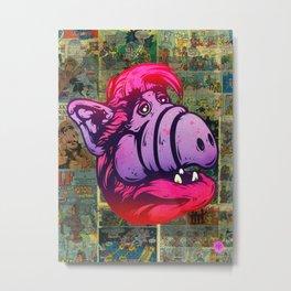 BALF Metal Print