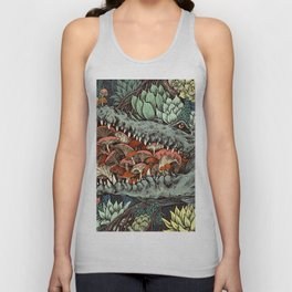 Flourish Unisex Tank Top