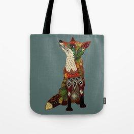 fox love Tote Bag