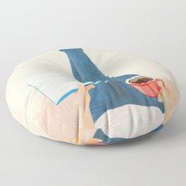 Morning Read Floor Pillow