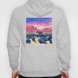 american landscape 5 Hoody