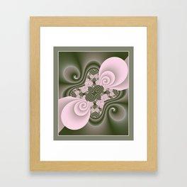 enjoy modern design -20- Framed Art Print