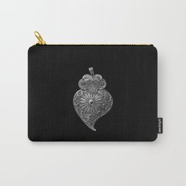 Heart of Viana-Portuguese filigree-Jewellery Carry-All Pouch