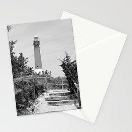 Barnegat Lighthouse Pathway Stationery Cards
