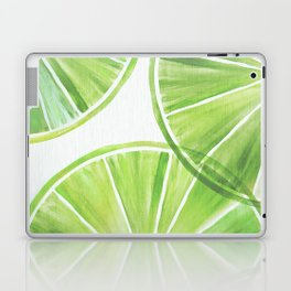 Fresh Lime ~ Summer Citrus Laptop & iPad Skin