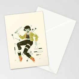 To Pieces Stationery Cards
