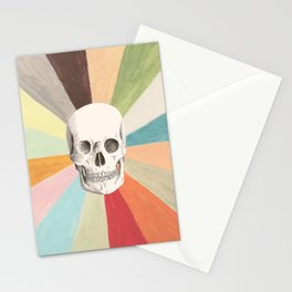 Skull is Cool Stationery Cards