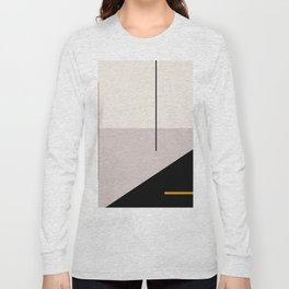 abstract minimal 28 Long Sleeve T-shirt