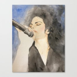 Love Is A Feeling Canvas Print