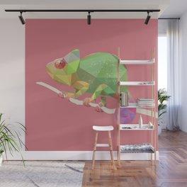 Chameleon. Wall Mural
