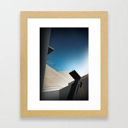 Mountain Rider - Leap of Faith Framed Art Print