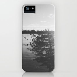 Enlightened Dusk iPhone Case