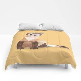 Ferret. Comforters