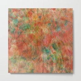 Abstract No. 321 Metal Print