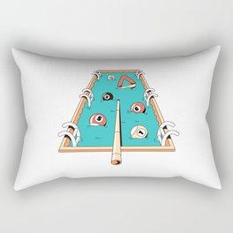 Pool Billard Pun Rectangular Pillow