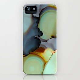 Subtle Synchronicty iPhone Case