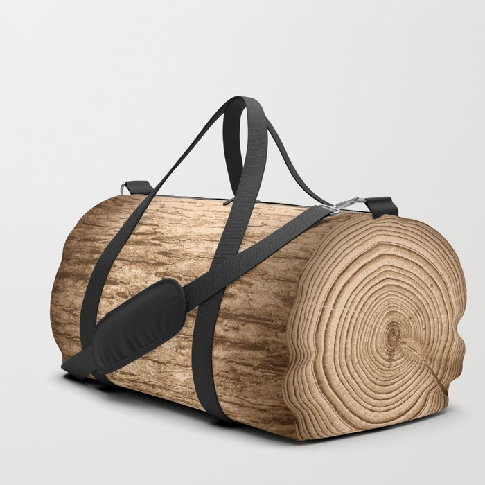 Big tree trunk Duffle Bag