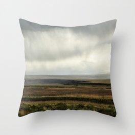 Rain on Me Throw Pillow