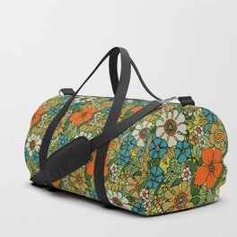 70s Plate Duffle Bag