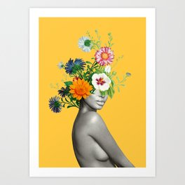 Bloom 5 Art Print