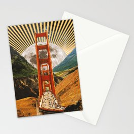 Bridge to Fantasy Land Stationery Cards