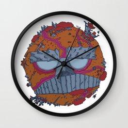 Somnum Rex,  the silent Wall Clock