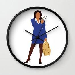 Jackie Brown 90s movie Wall Clock