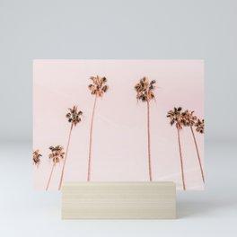 Summer Palms Mini Art Print