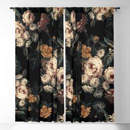Midnight Garden XIV Blackout Curtain