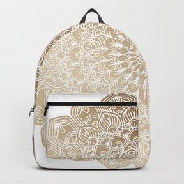 Gold Mandala 20 Backpack