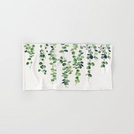 Eucalyptus Garland  Hand & Bath Towel