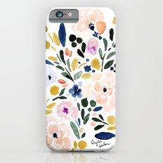 Sierra Floral iPhone 6s Slim Case