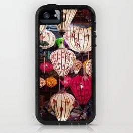 Hoi An Vietnam Shop Lanterns iPhone Case