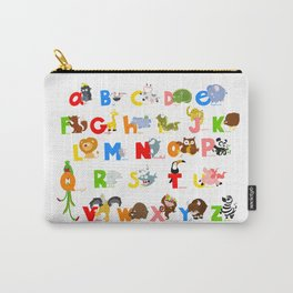 ABC (english) Carry-All Pouch