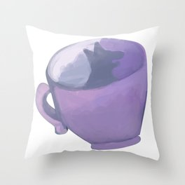 You Have The Grim Throw Pillow