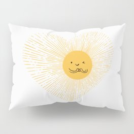 You are the Sunshine of my heart Pillow Sham