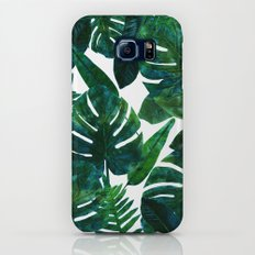 Perceptive Dream || #society6 #tropical #buyart Galaxy S8 Slim Case