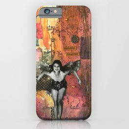 The Laughter Fairy iPhone Case