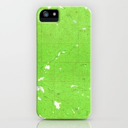 CA Knowles 291911 1962 24000 geo iPhone Case