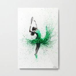 Wimbledon Woman Metal Print
