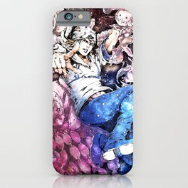 Jojos Bizarre Adventure Johnny Joestar iPhone Case