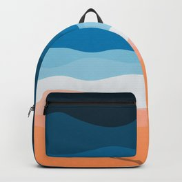 The Lone Surfer | Aerial Backpack