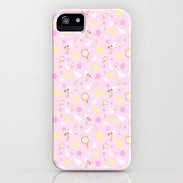Card Captor Sakura iPhone Case