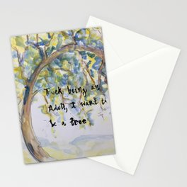 Maturity Points Stationery Cards
