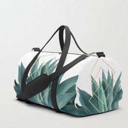 Agave geometrics Duffle Bag