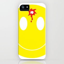 BULLET SMILE iPhone Case