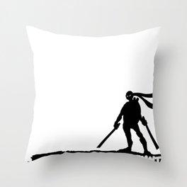 Redd TMNT Throw Pillow
