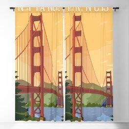 San Francisco Blackout Curtain