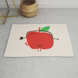 The Apple and The Arrow Rug