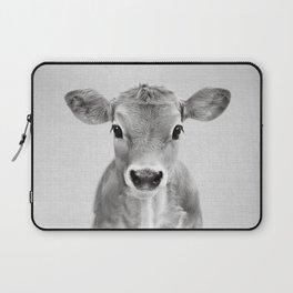 Calf - Black & White Laptop Sleeve